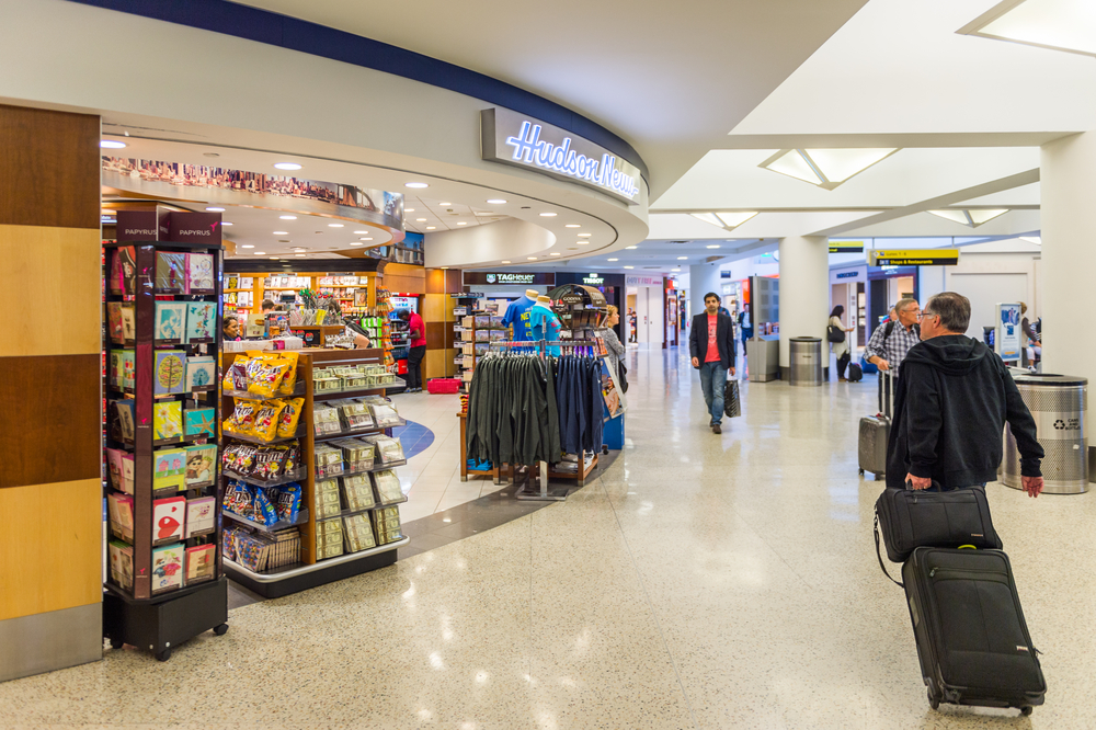 The bustling John F. Kennedy International Airport. Photo: Shutterstock