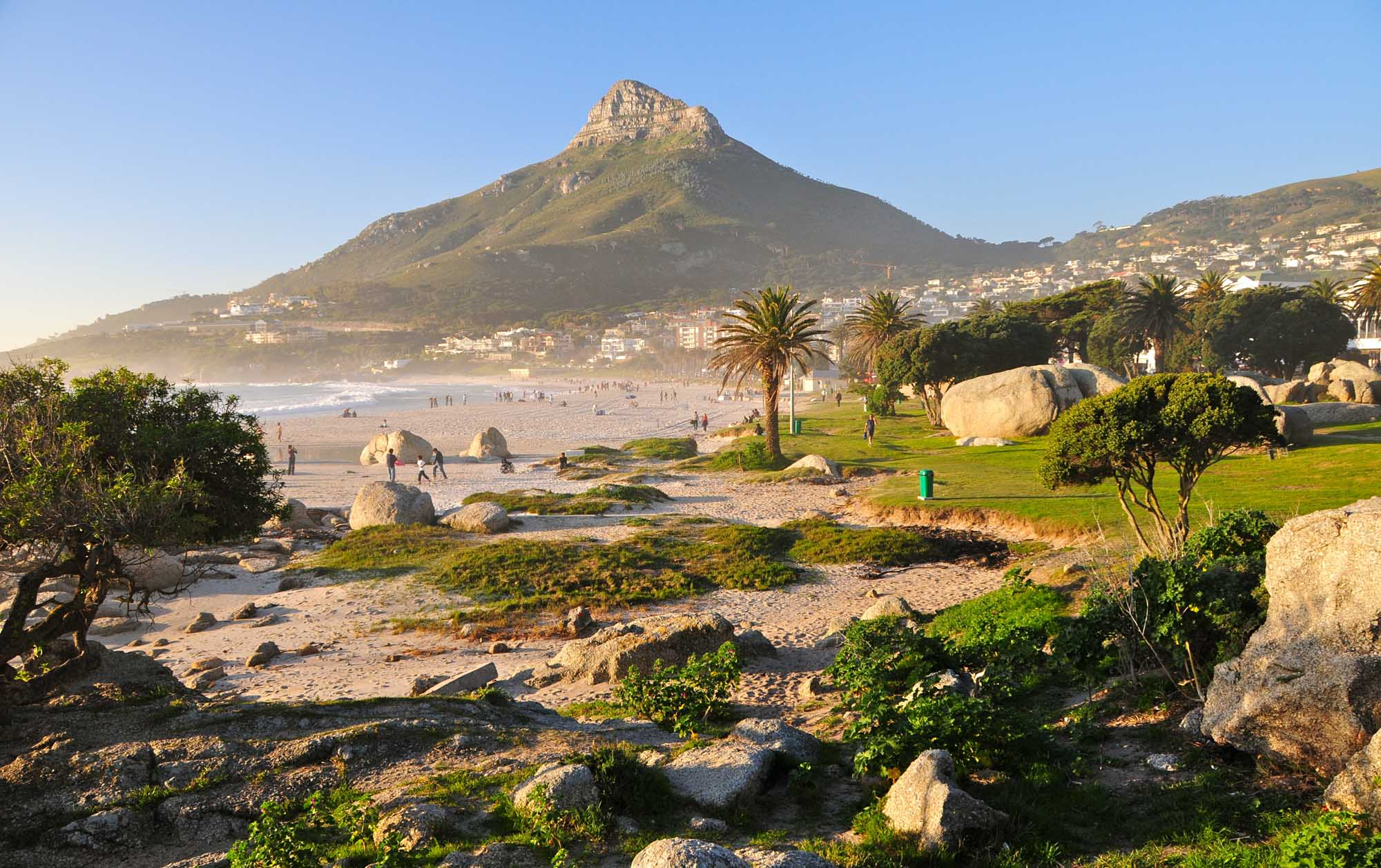 Lion's Head in Cape Town. Photo: Shutterstock