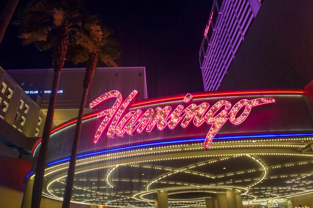 The Flamingo hotel and casino. Photo: Shutterstock