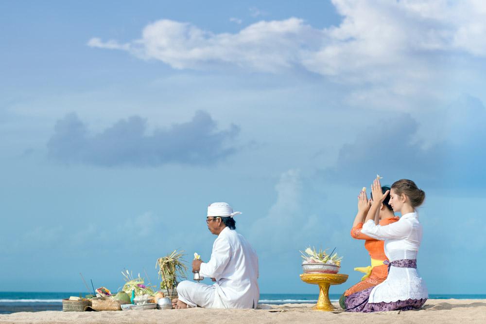 Soul Purification, The Ritz-Carlton Bali (Nusa Dua). Photo: Press release