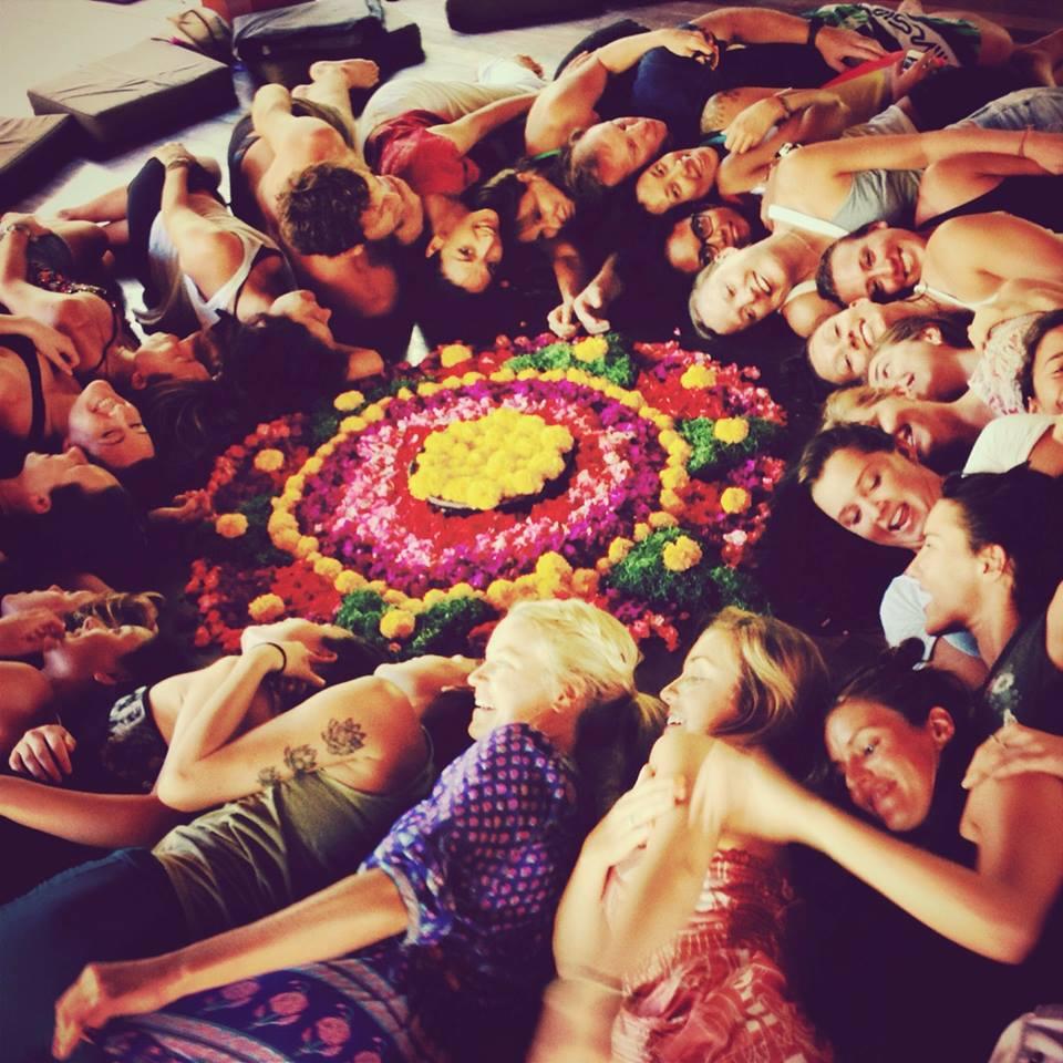 DESA SENI  healing circle. Photo: Press release