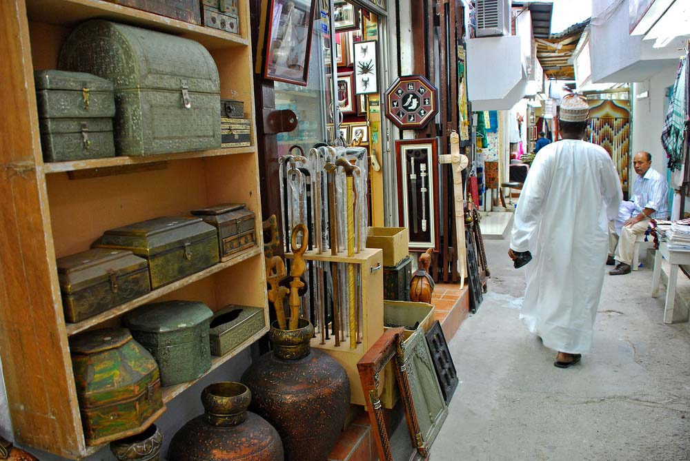 Shopping In Muscat: What To Buy and Where | Insight Guides