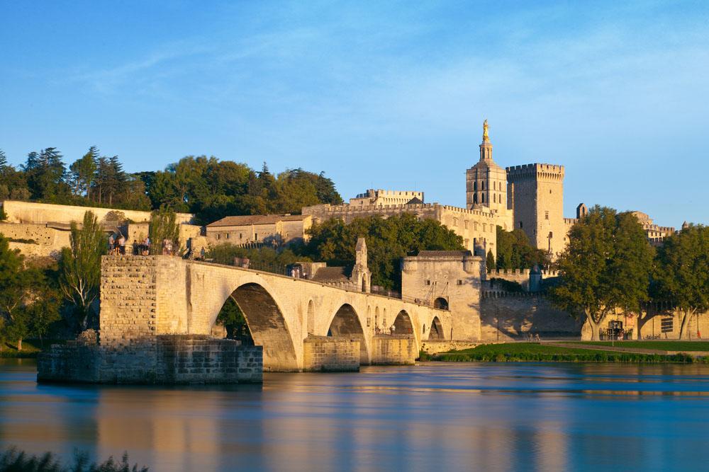 Pont Saint-Benezet in Avignon, France. Photo: Shutterstock
