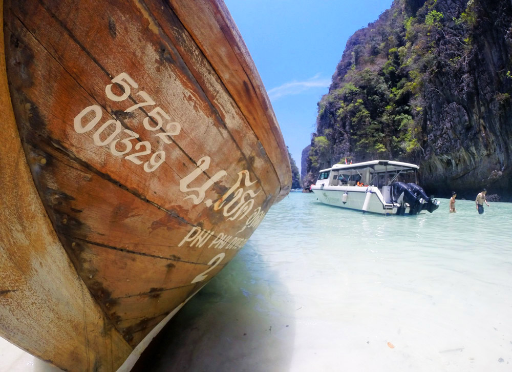 Ko Phi Phi Lee Island. Photo: Bart