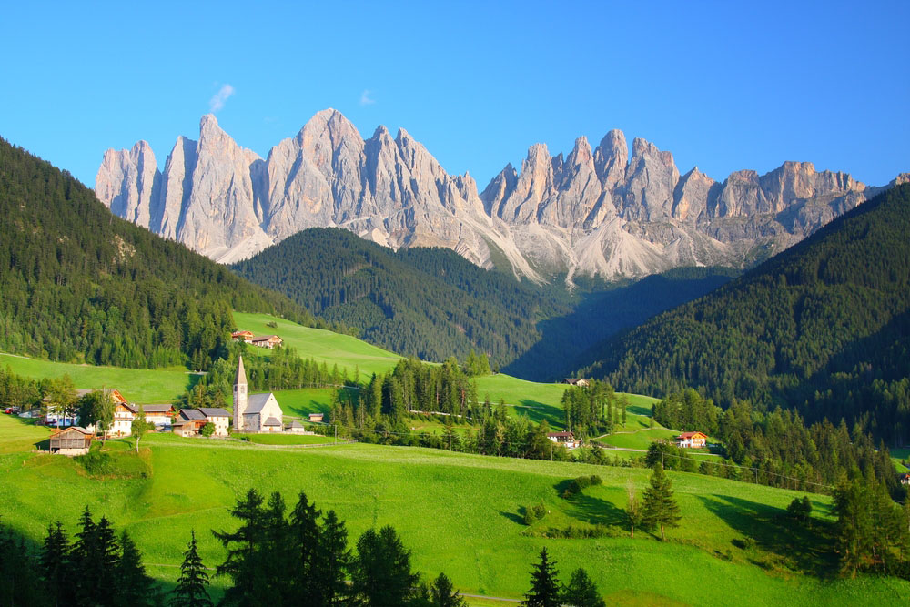 View on the dolomites photo shutterstock for Best view of dolomites