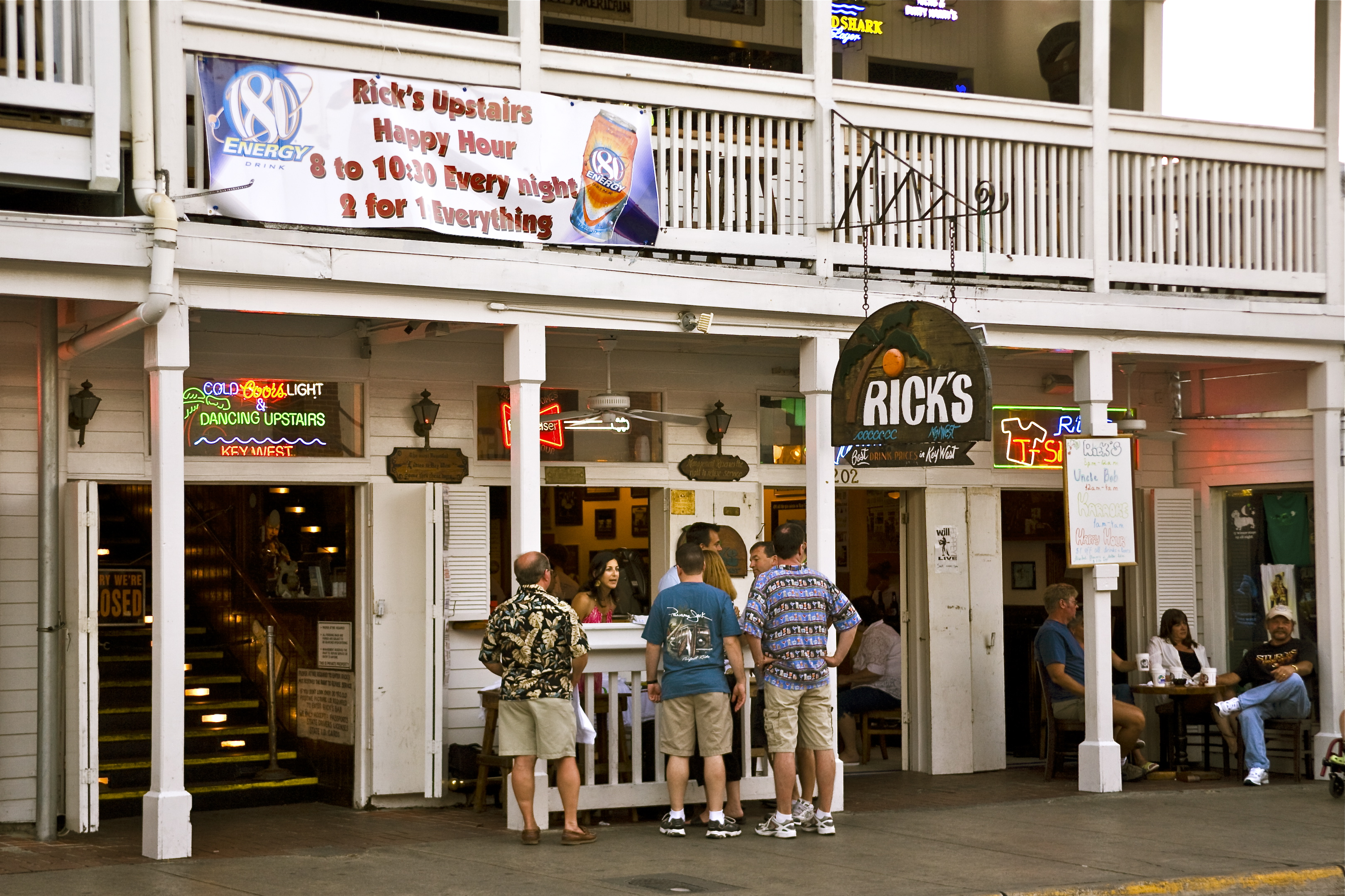 Duval street bar crawl for Craft beer key west