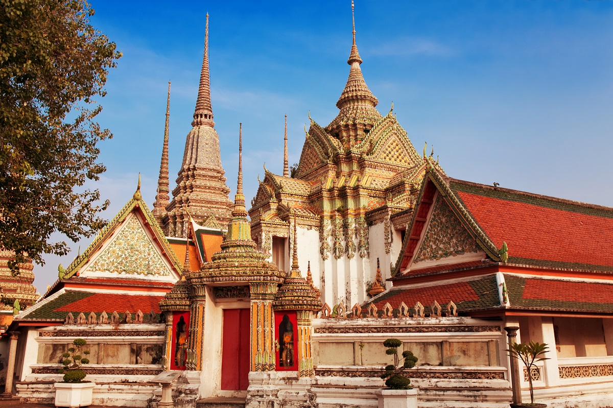 In depth thailand architecture for Bangkok architecture