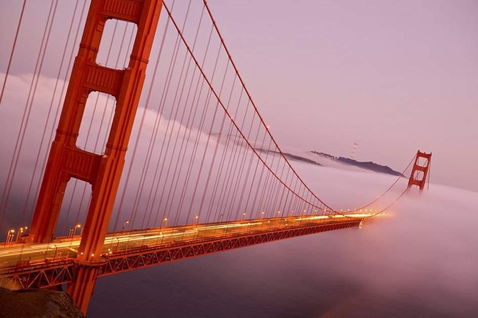 Golden Gate Bride, San Francisco