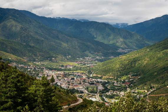 Visit Bhutan and its Mountains and Monasteries on this 7-day trip