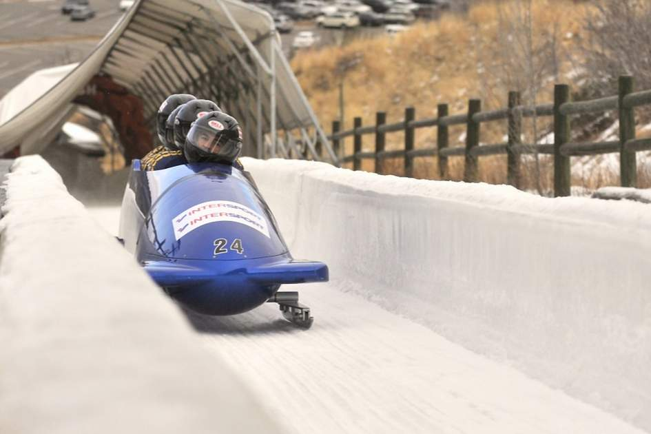 Bobsled. . Photo: Shutterstock