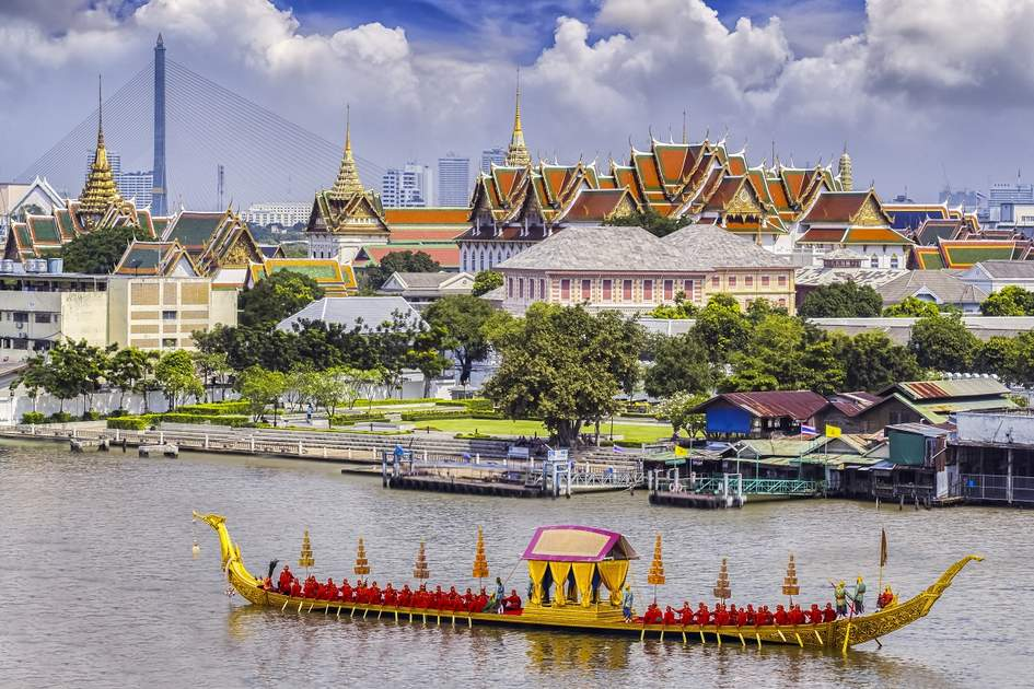 King Palace in Bangkok