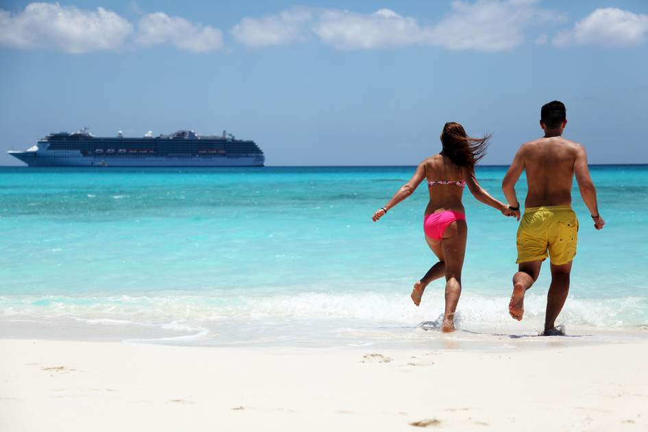 Romantic Caribbean Cruise