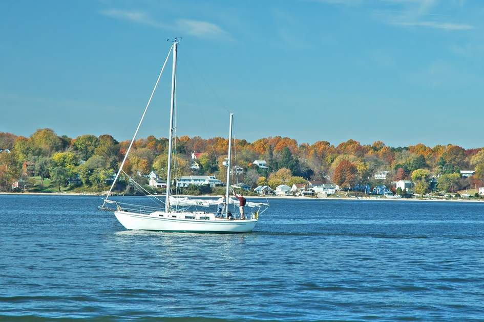 Sail on the Chesapeake
