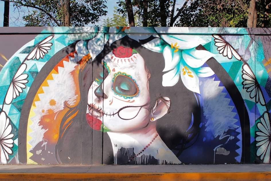 AGUASCALIENTES, MEXICO. Jose Guadalupe Posada was a famous political printmaker born in Aguascalientes city
