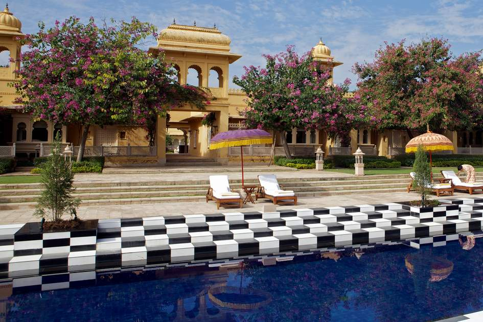 Oberoi udaivilas udaipur photo so mo flickr for Beautiful hotels