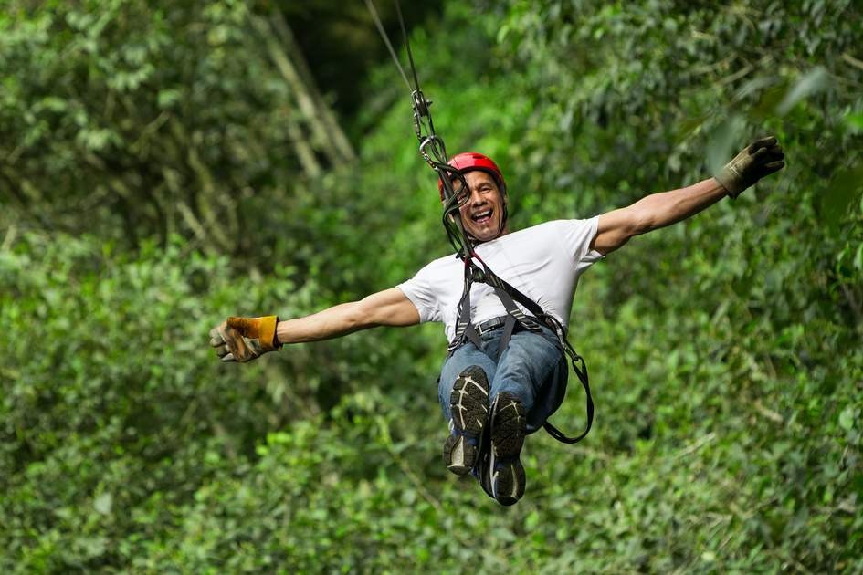 Zip line in Costa Rica  sc 1 st  Insight Guides & Insight Guides