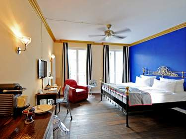 The Dude Hotel, Senior Double Room