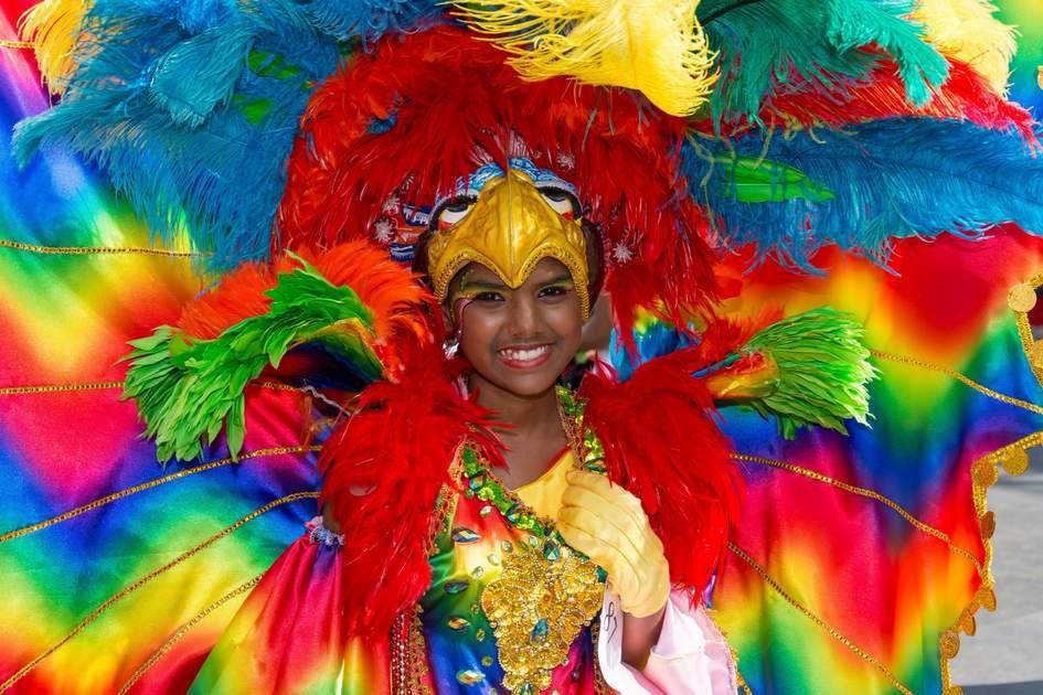 Carnival in Port of Spain, Trinidad