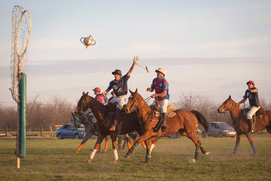 The indigenous Argentine sport of pato. Photo: Shutterstock