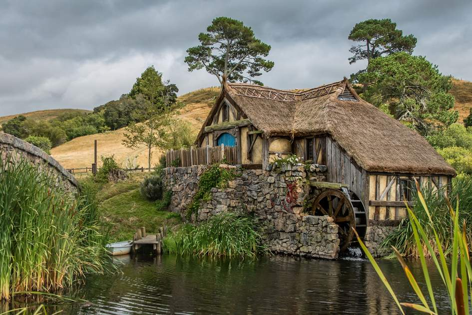 Fit for a hobbit – Hobbiton, New Zealand