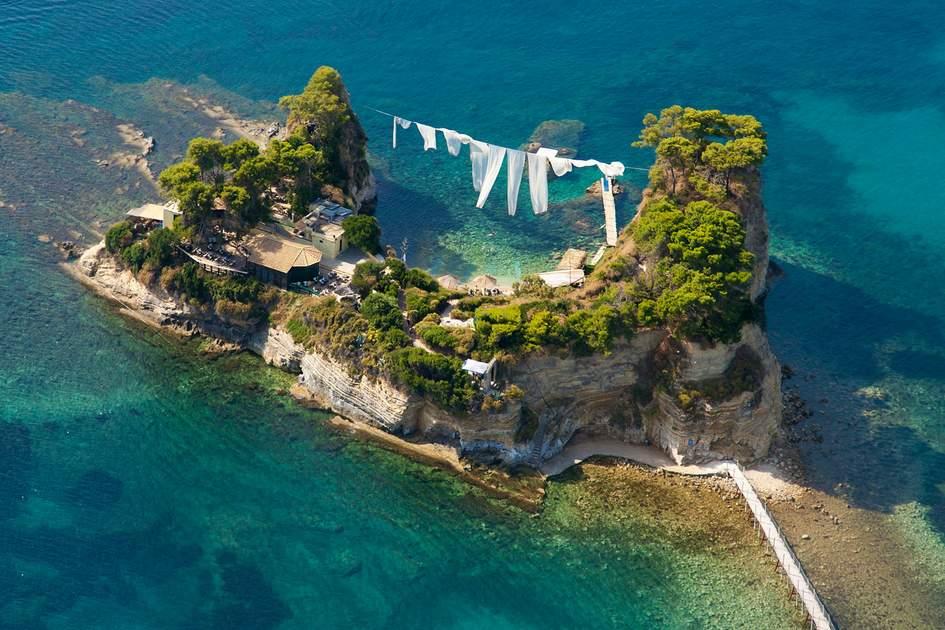 Cameo Island, Zákynthos, Greece