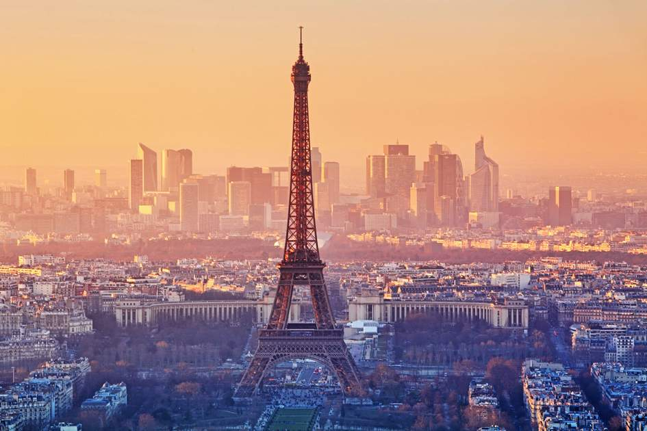 Best of Europe: Paris's iconic landmark, the Eiffel Tower. Photo: Shutterstock