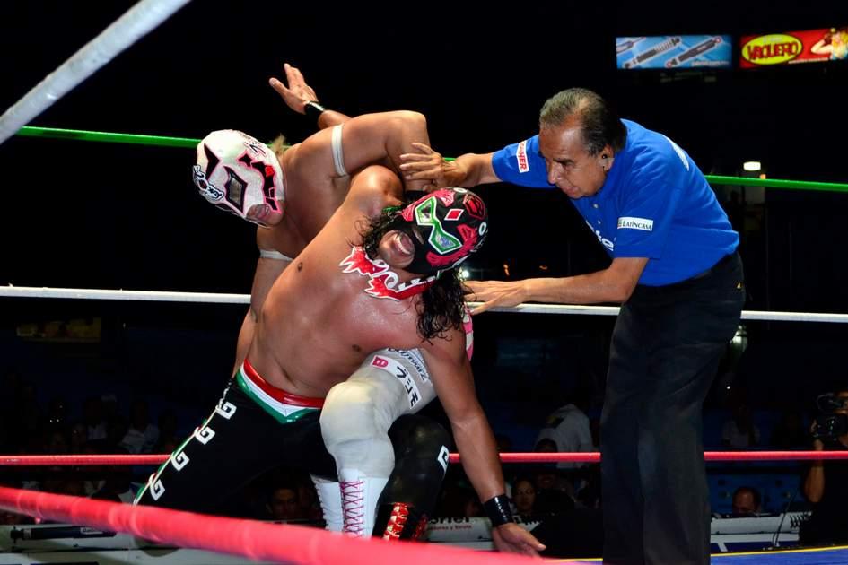 Mexican wrestling: La Lucha Libre.