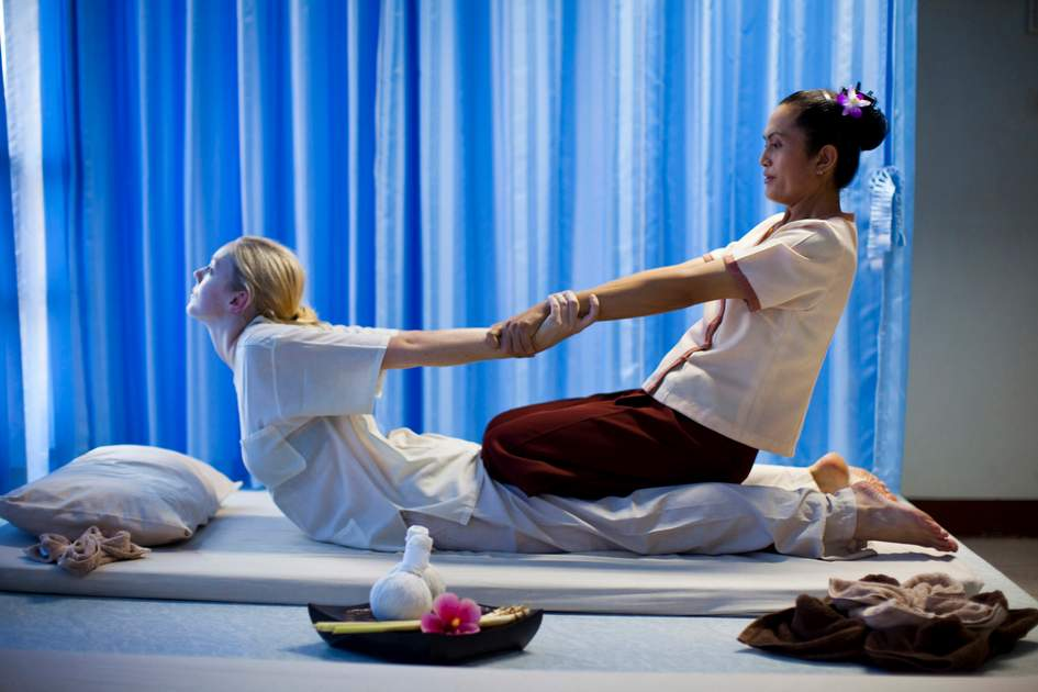 Image result for Day spa in a Thai Style