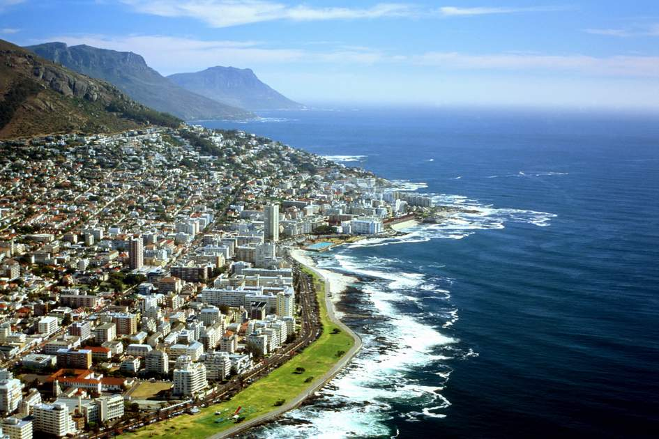 Cape Town, South Africa. Photo: Shutterstock