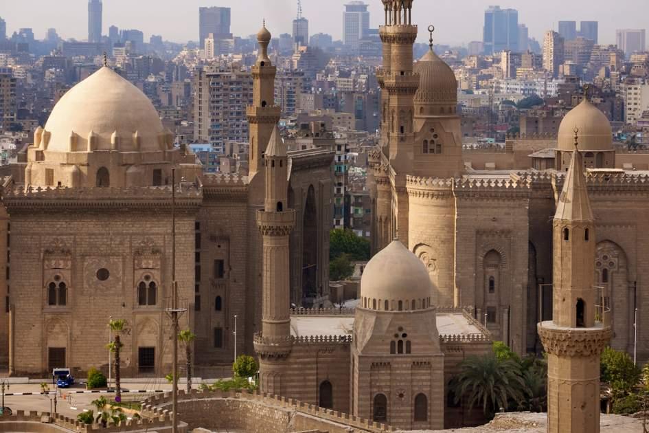 Cairo's skyline, Egypt
