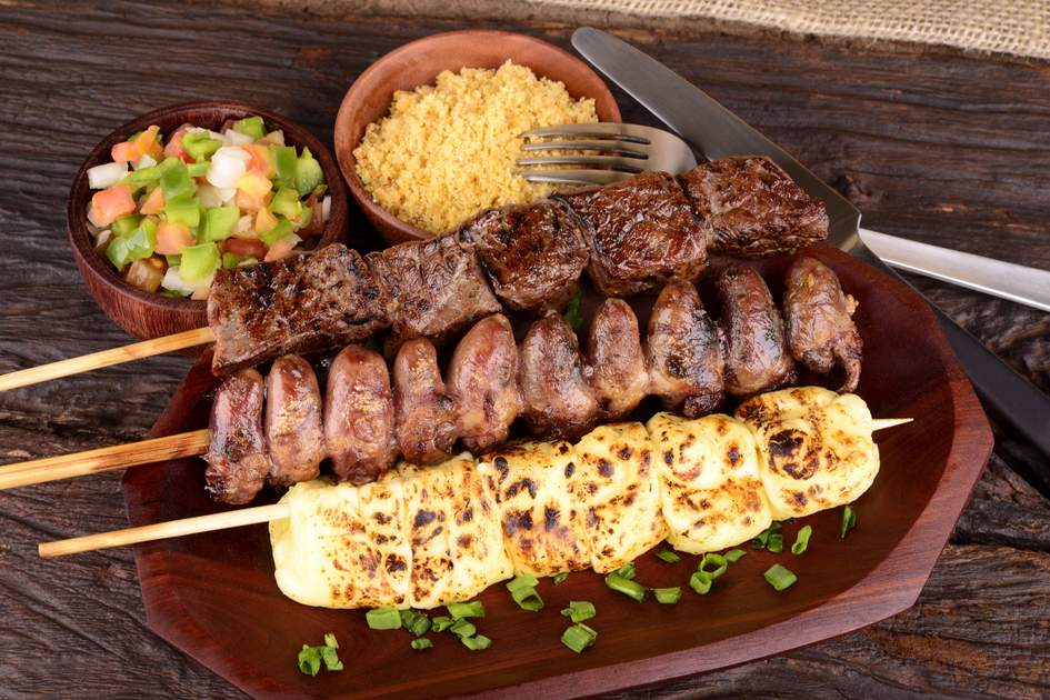 Brazilian churrasco