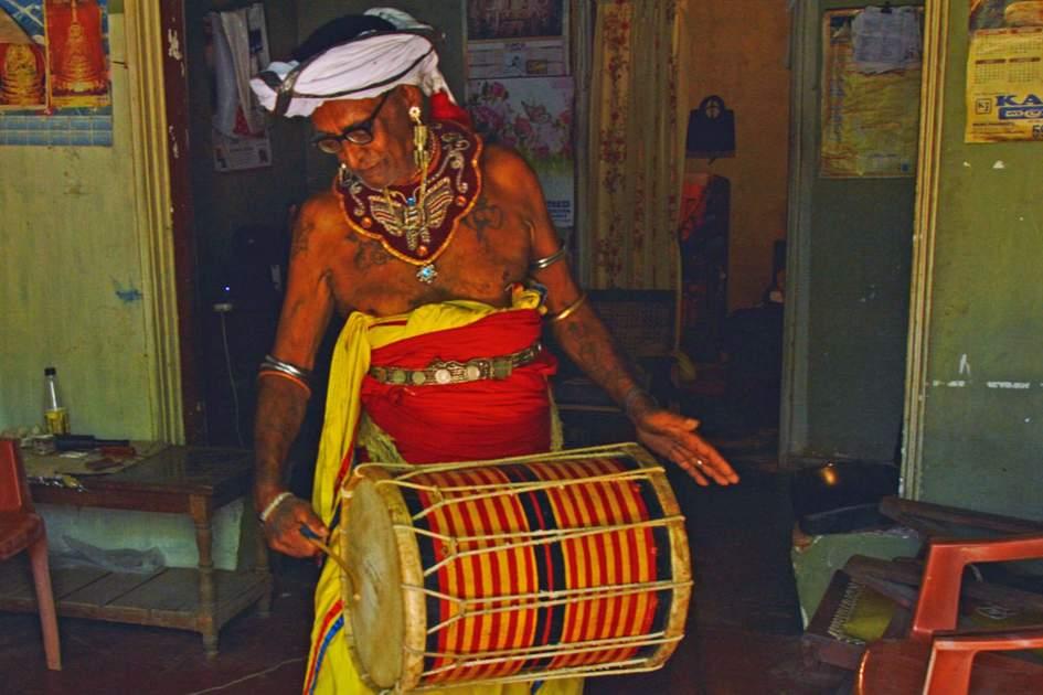 Drum of Sri Lanka