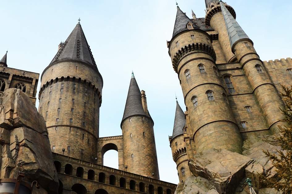 Harry Potter's Hogwarts at Universal Studios, Japan