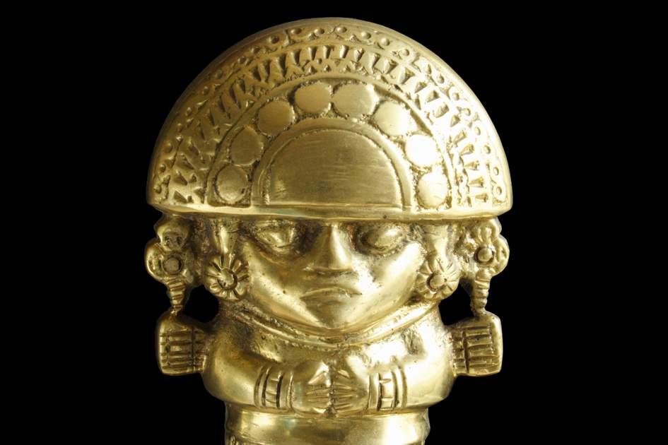 Inca artifact.