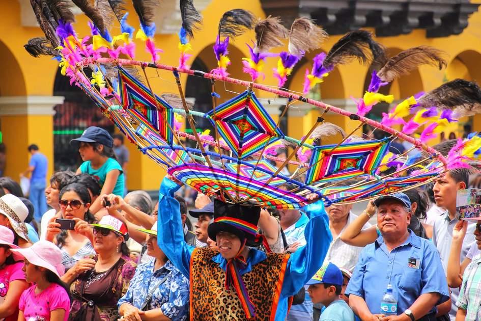 Festival of the Virgin de la Candelaria, Lima, Peru