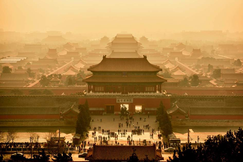 Imperial Palace, Beijing
