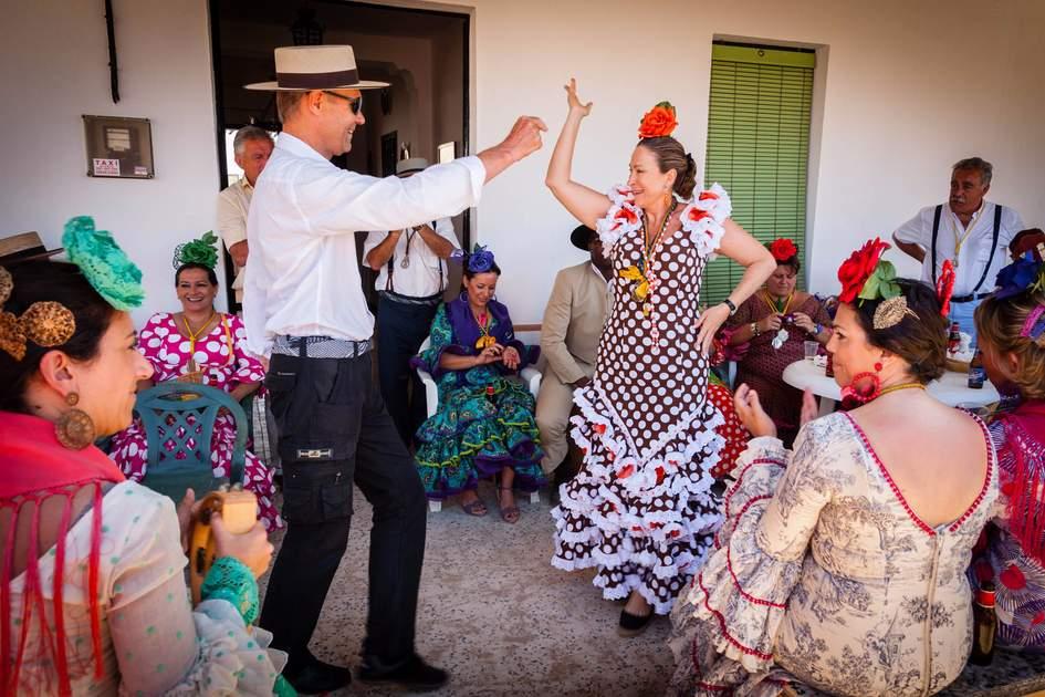 Flamenco dancing in Andalucia. Photo: Shutterstock