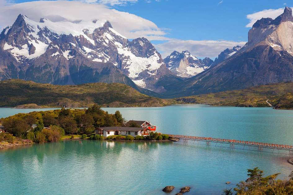 The National Park Torres del Paine, Patagonia. Photo: Shutterstock