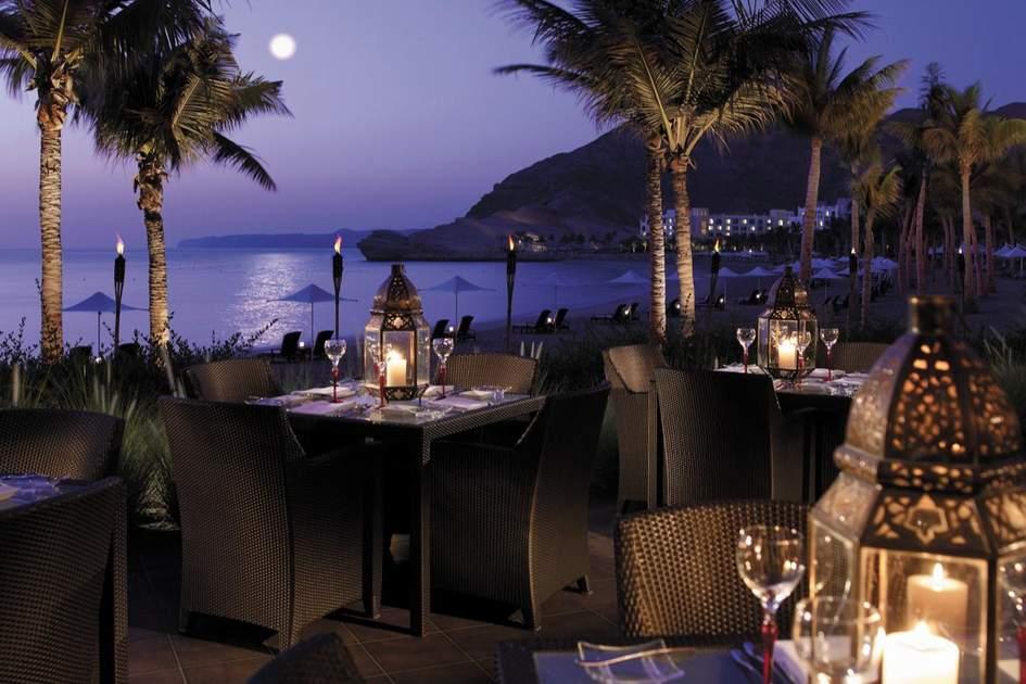 Capri Court Italian Restaurant at Al Bandar Hotel