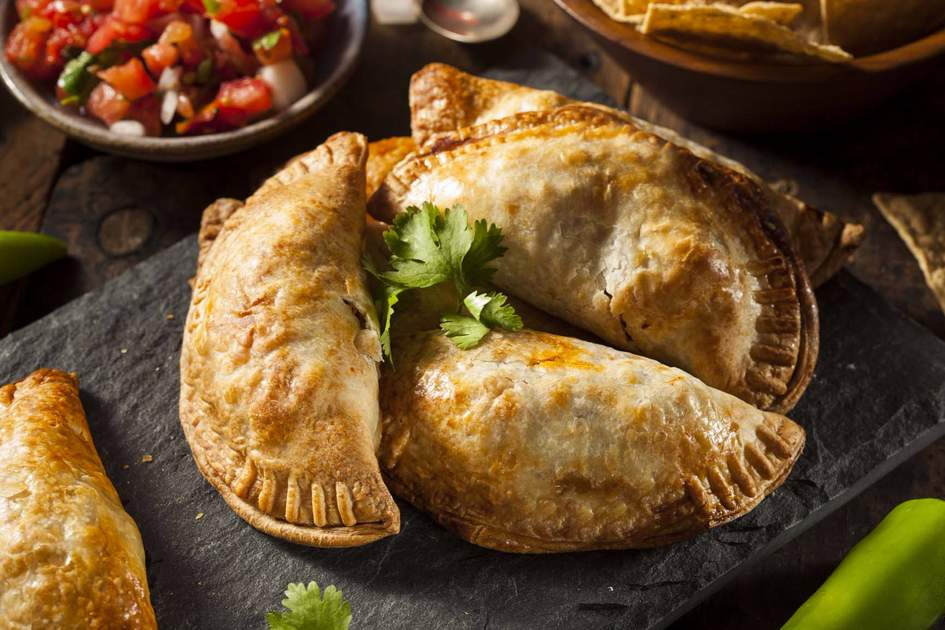 Homemade pastelitos. Photo: Shutterstock