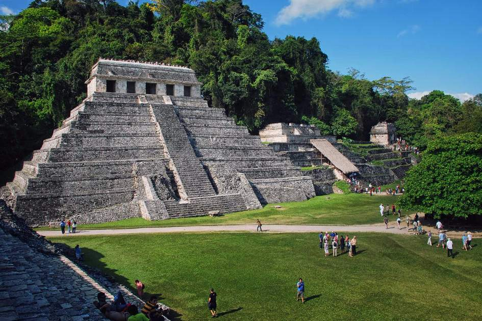 Mayan ruins in Palenque. Photo: Shutterstock