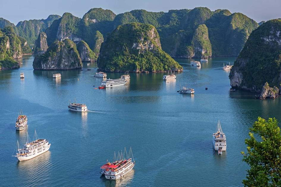 Halong Bay, Vietnam. Photo: Shutterstock