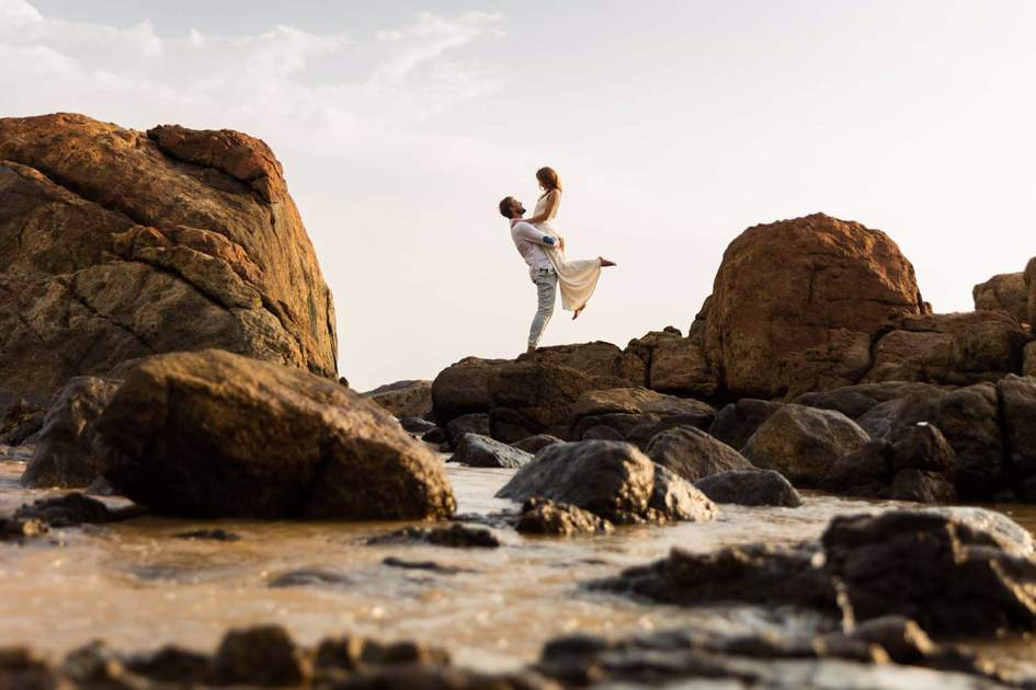 Sri Lanka is the perfect honeymoon destination. Photo: Shutterstock
