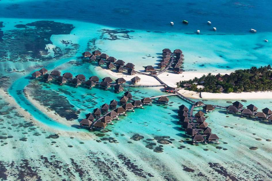 Paradise found in the Maldives