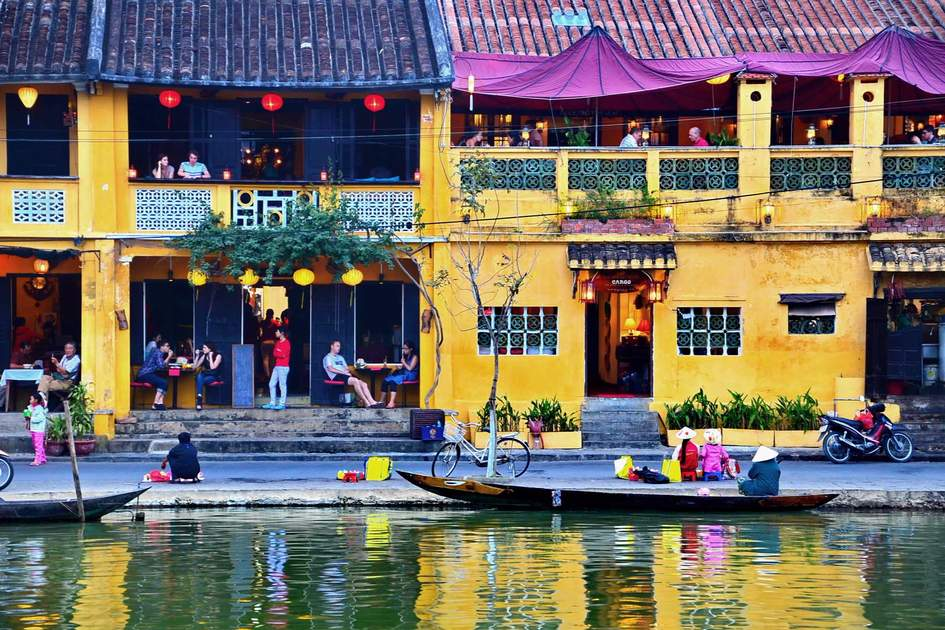 Hoi An old town. Photo: Shutterstock