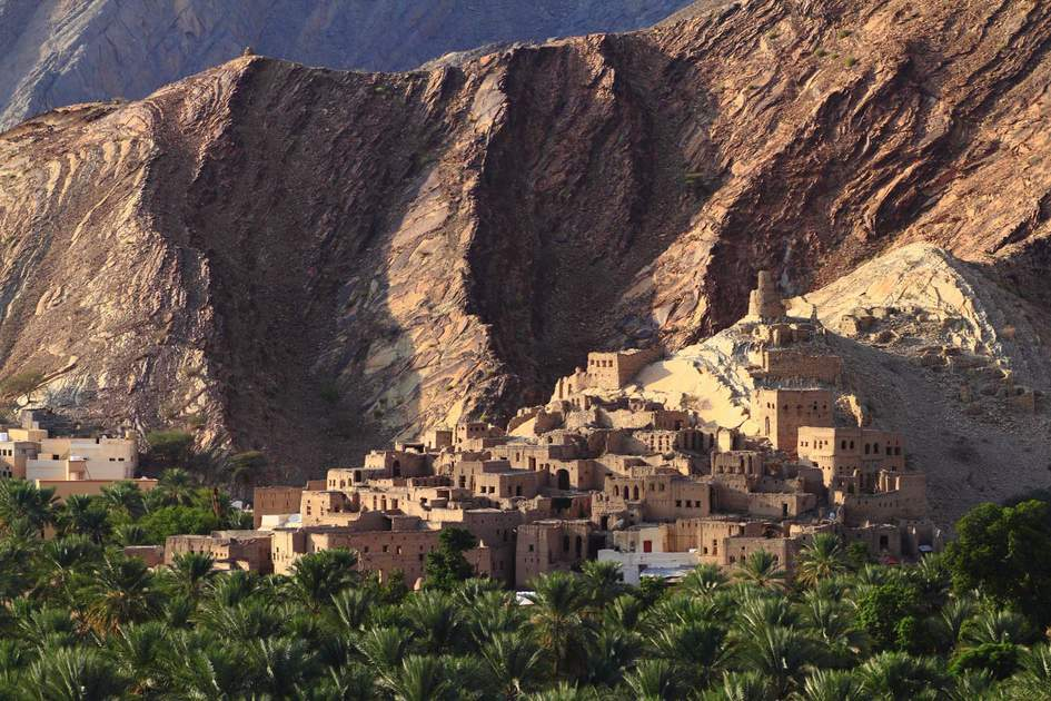 Birkat al Mawz, Oman