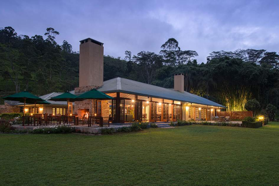 Resplendent Cylon's Tea Trails is one of the most luxurious places to stay in Sri Lanka