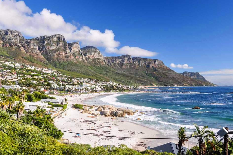 Camps Bay - Cape Town. Photo: Shutterstock