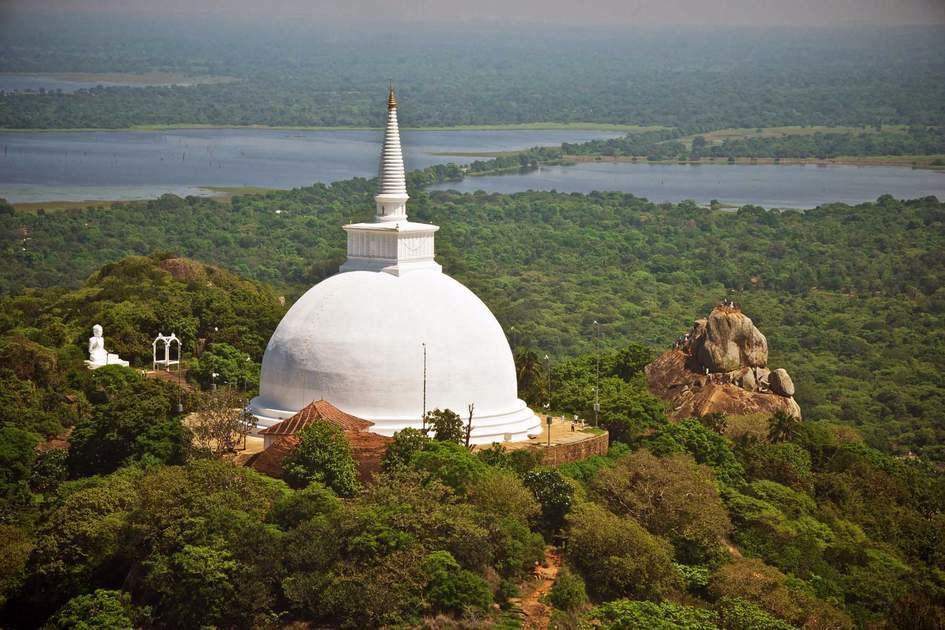 Anuradhapura ruin. Photo: Shutterstock