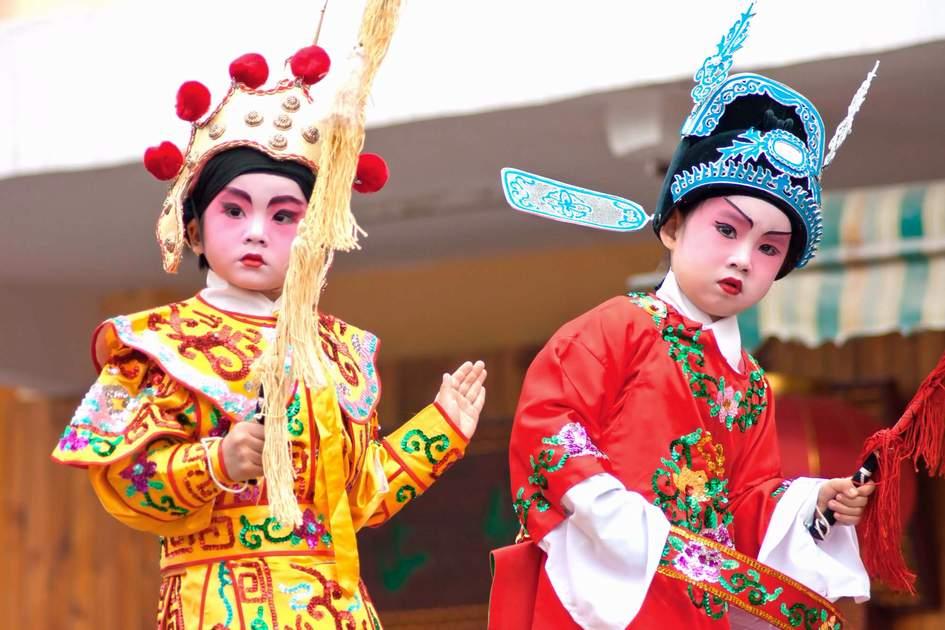 Chinese New Year in Guangzhou. Photo: Shutterstock